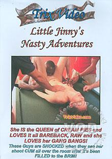 Little Jinny's Nasty Adventures Box Cover