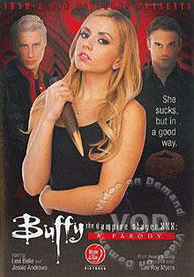 Buffy The Vampire Slayer XXX: A Parody Box Cover