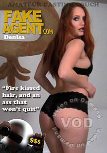 Fake Agent Presents - Denisa Box Cover