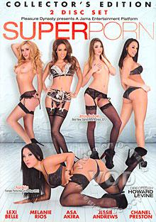 Super Porn (Disc 1) Box Cover