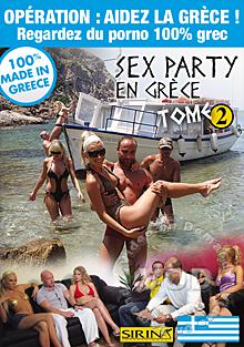 Sex Party En Grece Tome 2 (Sex Party In Greece Part 2) Box Cover
