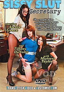 Sissy Slut Secretary Box Cover