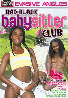 Bad Black Babysitter Club Box Cover