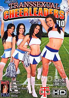 Transsexual Cheerleaders 10 Box Cover