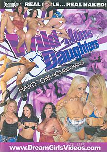 Wild Moms & Daughters - Perverted Playtime Box Cover