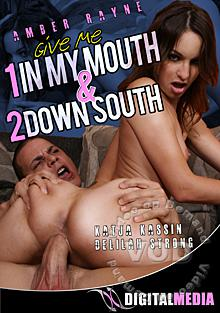 Give Me 1 In My Mouth & 2 Down South Box Cover