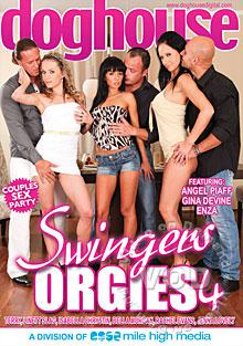 Swinger Orgies 4 Box Cover