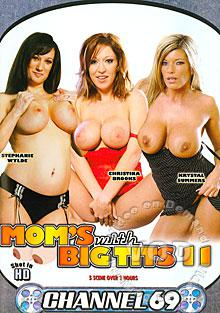 Moms With Big Tits 11 Box Cover