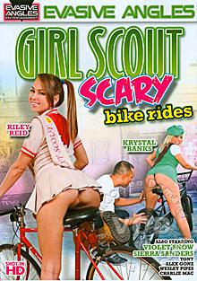 Girl Scout Scary Bike Rides Box Cover