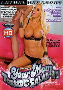 Your Mom Tossed My Salad #11 Box Cover