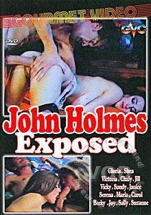 John Holmes - Exposed