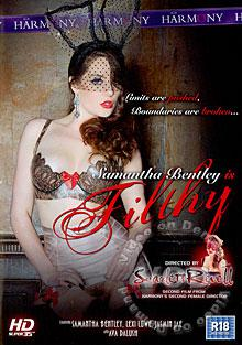 Samantha Bentley Is Filthy Box Cover