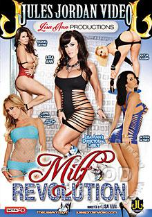 MILF Revolution Box Cover