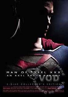 Man Of Steel XXX - An Axel Braun Parody