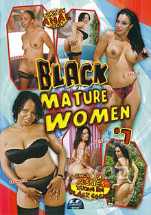 Black Mature Women #7 Box Cover