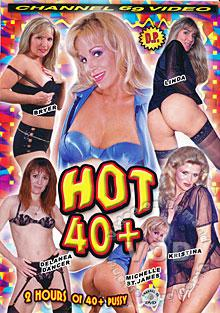 Hot 40+ Box Cover