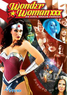 Wonder Woman XXX porn parody