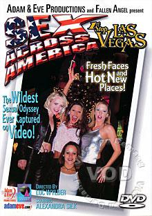 Sex Across America #1: Las Vegas Box Cover